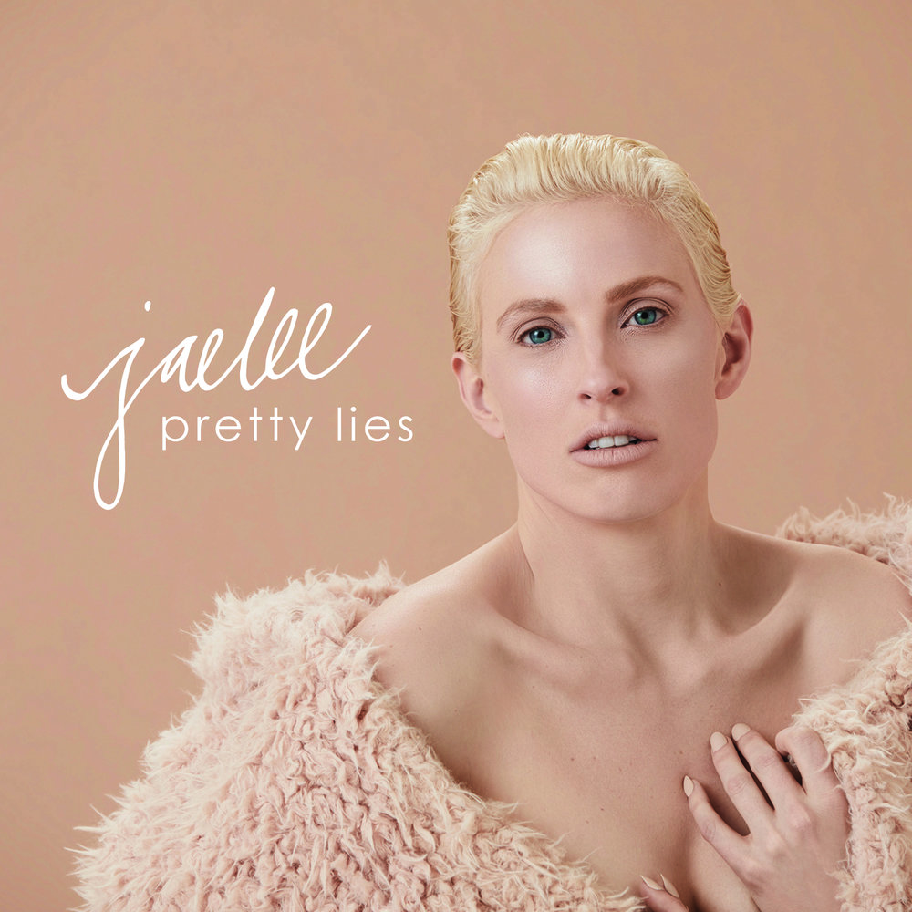 """new artist jaelee releases her debut EP """"pretty lies"""" on friday, december 1, 2017"""