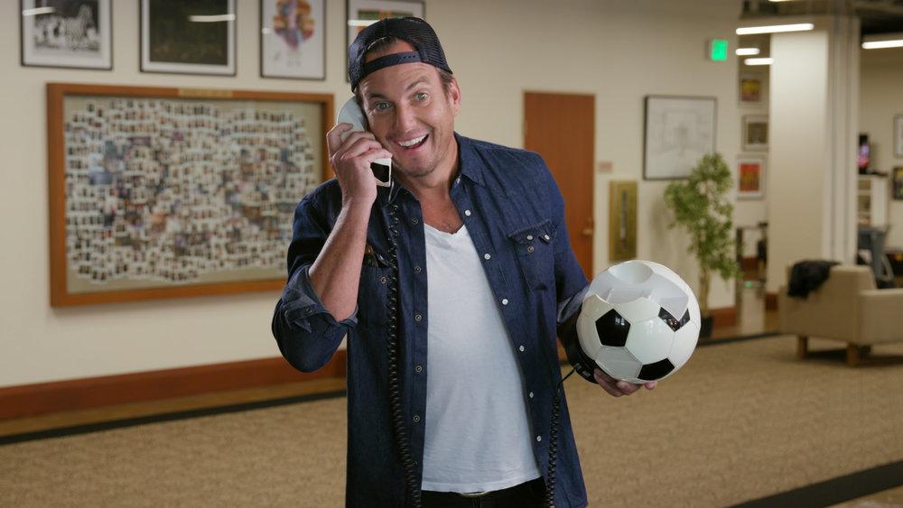 Howler Soccer Phone -