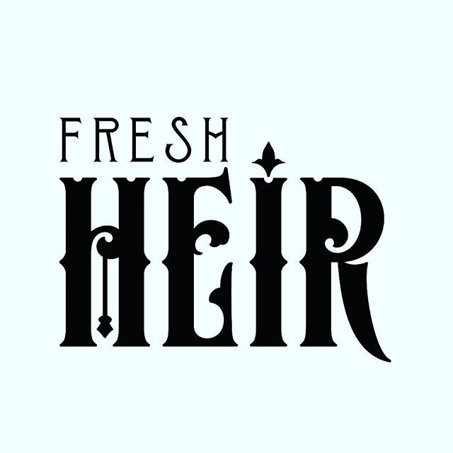 #We are #super #stoked about our new #logo #design by the #lovely @amyereis_ #check out #our #website to #see #new #media #freshheir #fh @consciouskeys @drumsavage18  @nabeelkhalilk