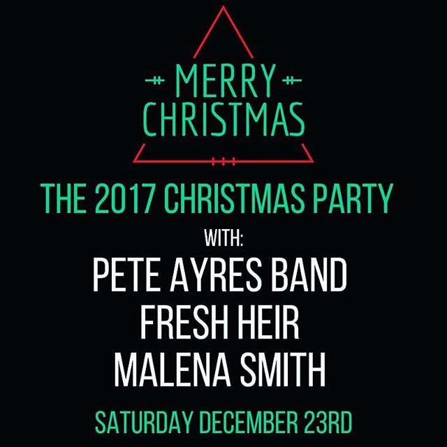 We will  #team #up with @peteayresband for the #annual #christmas #show this year @oldrockhousestl #tickets #on #sell #now #stl #midwest #stlouis #livemusic #believe #dreams #rise #ohwhataday #thischristmas #pop #funk #soul #original  @malenasmithmusic