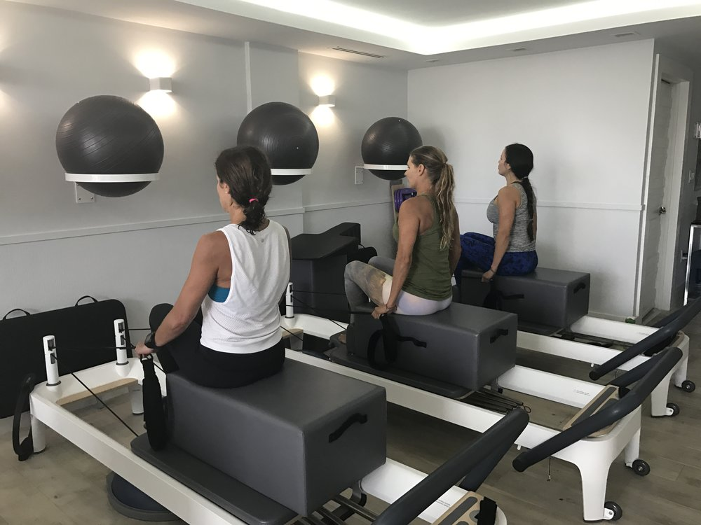 Pilates for Athletes.. - At Pilates Zone you can work out your muscles strengthening and stretching all in one class! 101Training has special prices for it's athletes... and their custom program has helped a lot complement their athletic gains, helping them feel stronger, recover better and balance their muscle strength.