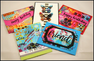 Master Page Create Cards - thursDAY, july 26 • 10:30am or 6:00pm • $25 using your own paper, $30 using a copy of lisa's paperDid you take the Master Page Create class?No?No worries!Lisa will provide a copy of hers for you to use.Create these fabulous cards using pieces cut out from your or Lisa's Master Page.The cards are fun and so is the process!
