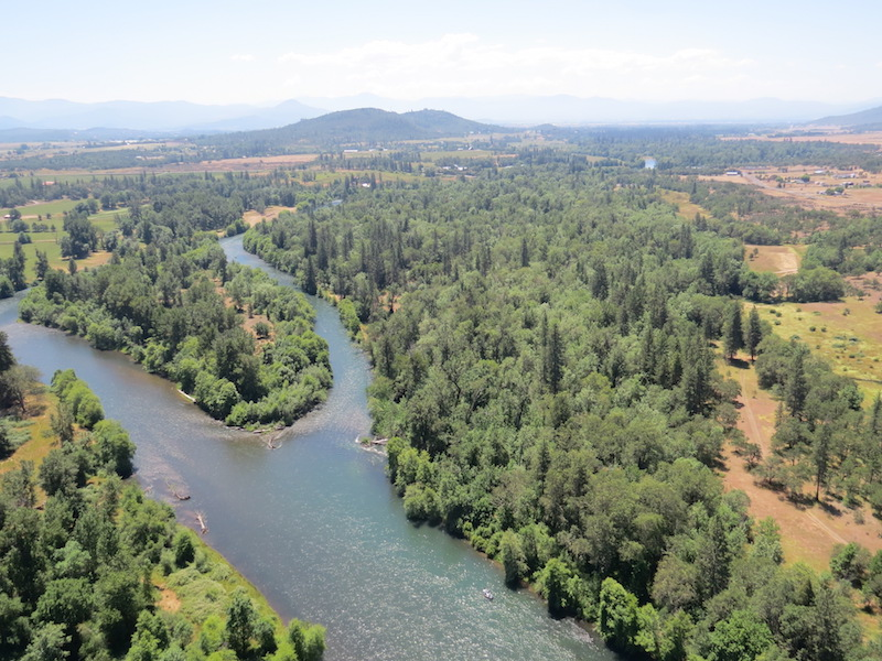 The Rogue River Preserve, where the dragonfly walk will take place.