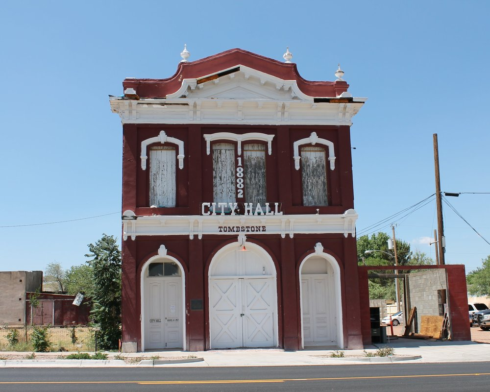 Tombstone Historic City Hall - Phase1 & 2  - Tombstone, ArizonaHistoric