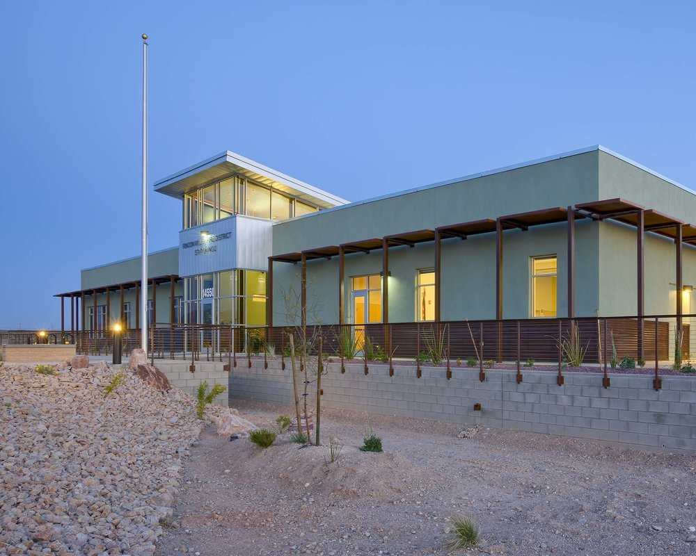 Rincon Fire Station - Tucson, ArizonaFire Station