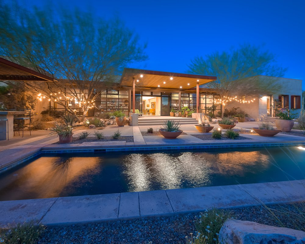 Jewel Box House - Tucson, ArizonaResidential