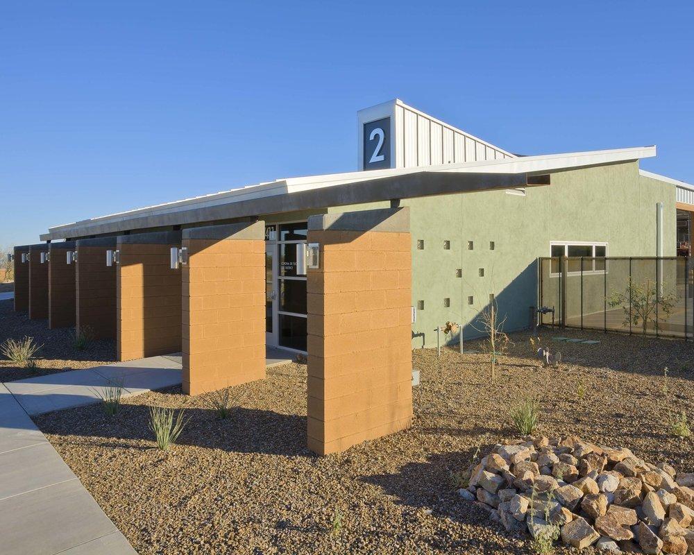 Corona Fire Station - Tucson, AZFire Station