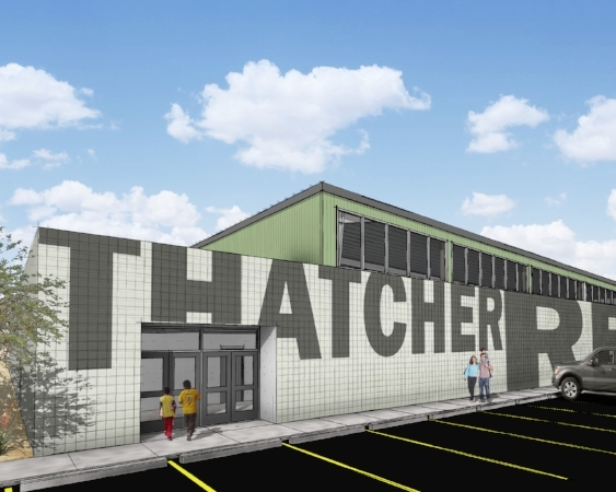 Thatcher Recreation Center - Thatcher, ArizonaCommunity