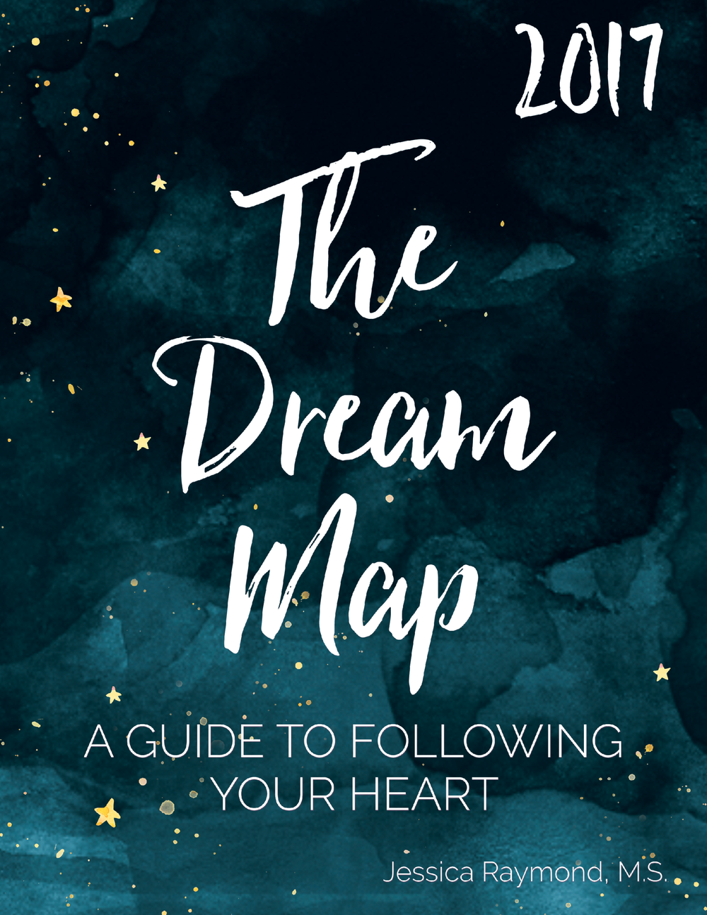 The Dream Map  - Grab your free copy