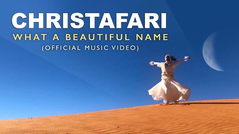 Christafari - What A Beautiful Name - Click to Watch