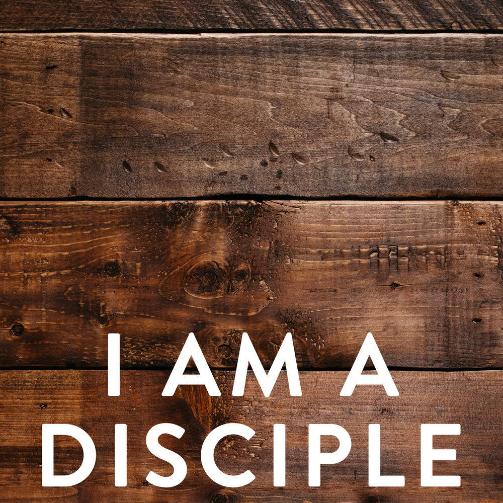 I am a disciple