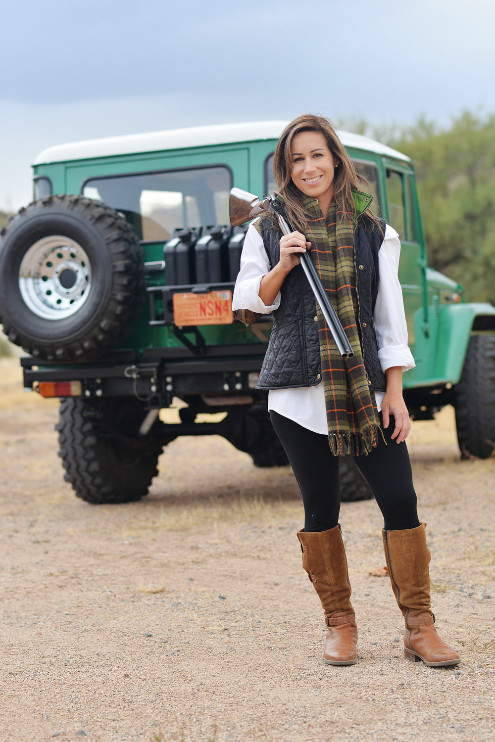 - Annie Johnston - NSCA Level I instructor, business operations, advocate of the sporting lifestyle and women's shooting