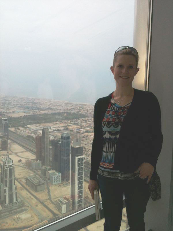 Diane Decker Leadership coaching in Kuwait