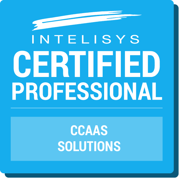 Gareth Richardson of Marketlinx has been independently certified by  Intelisys Cloud Services University  (a  ScanSource  company) as a Contact Centre as a Service Solutions Professional.