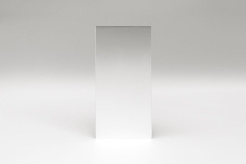Plénitude, Impression numérique montée sous acrylique,2017
