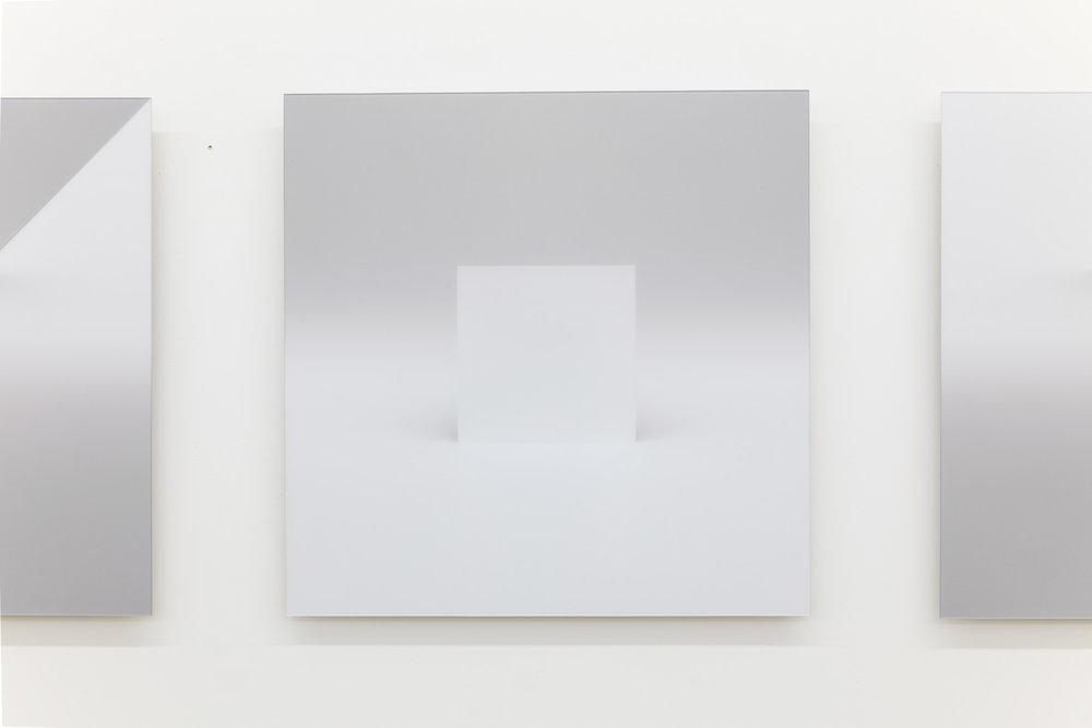 Variations sur le plein et le vide, l'envers et l'endroit (élément 1), 2017