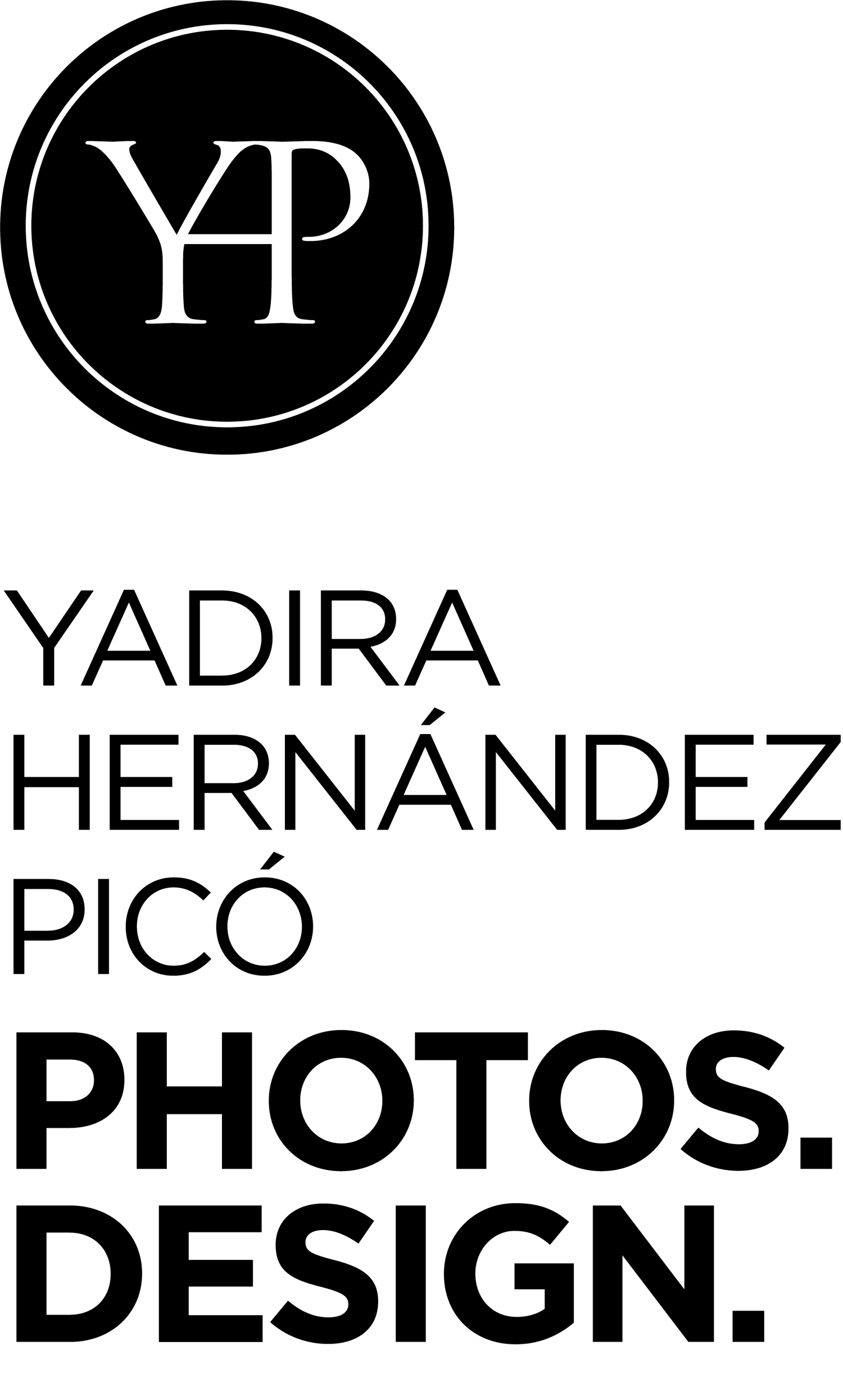 YADIRA HERNÁNDEZ PICÓ PHOTOS. DESIGN.
