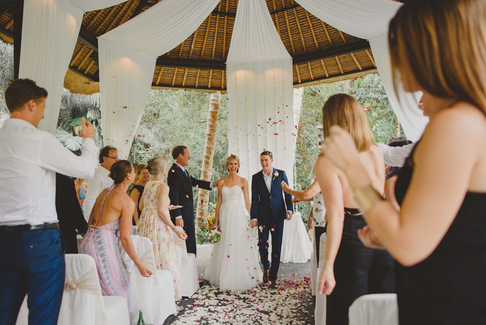 Botanica Weddings is not big or small - We're medium sized which means we can still afford to spend one on one time with our couples. Your wedding will be completely personalised.