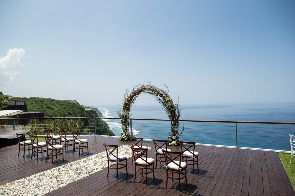 Location  - Uluwatu is approximately 40 mins from the airport. It's considered a surf mecca but also has a chic beach clubs you can laze away the day in.