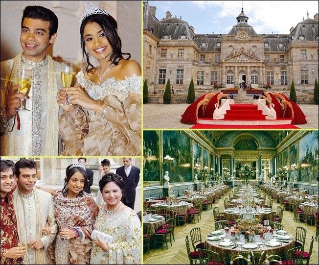celebrity weddings, cost of love, destination weddings, famous weddings, glamorous brides, Greek weddings, Indian Weddings, million dollar wedding, Neville Crichton to Nadi Hasandedic, royal weddings, society weddings