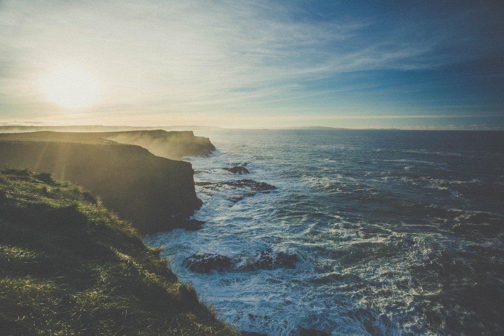 A stunning clifftop shot from a spot that would make the perfect destination wedding.jpg