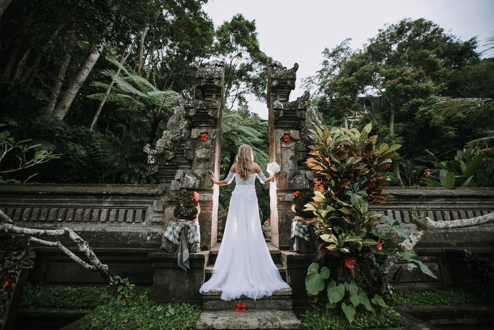 Complimentary 10 Hour Wedding Photography  - Some of the best wedding photographers work in Bali. Get 10 hours of incredible photography and create memories you'll treasure for the rest of your life.