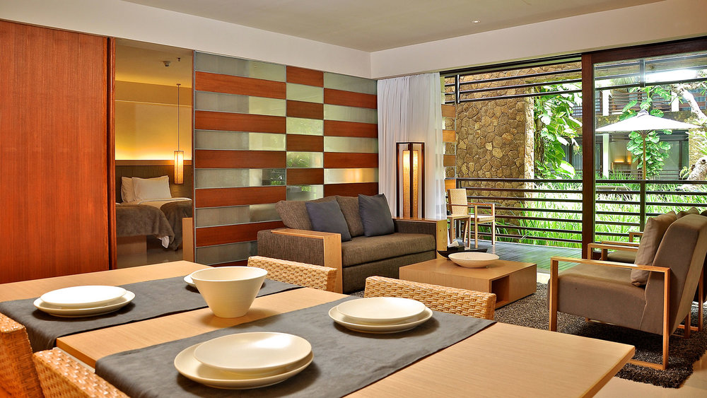 """The Haven Suites Bali Berawa - 5 Stars, Canggu - Offering a range of """"suites"""", this hotel is popular with those looking for a fantastic location close to the beach and extra large rooms to enjoy all the comforts on your Bali holiday."""