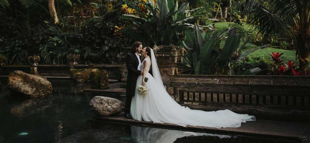 Stunningly beautiful venues - Find your perfect Bali wedding venue.