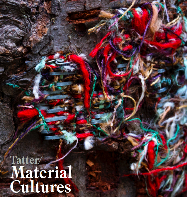 Tatter/MaterialCultures - $30.00