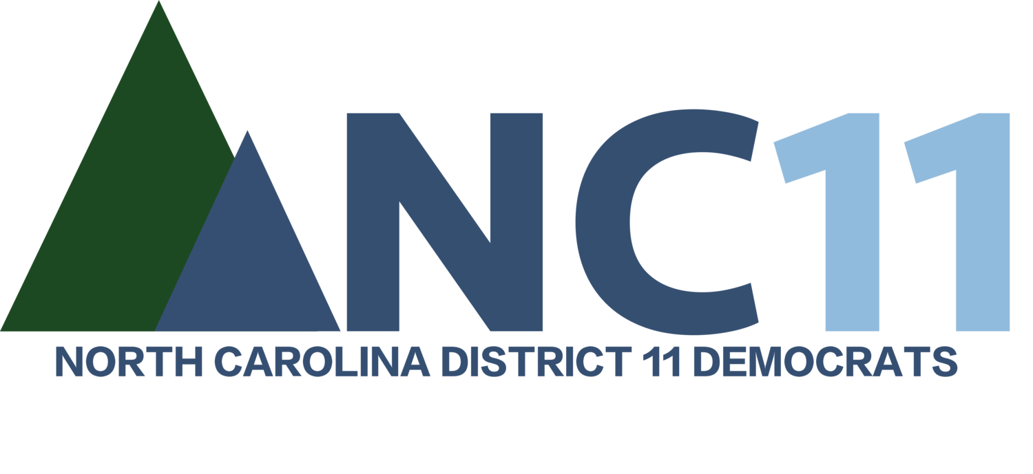 NC DISTRICT 11 DEMOCRATS