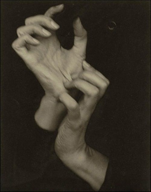 Anxiety by  Alfred Stieglitz