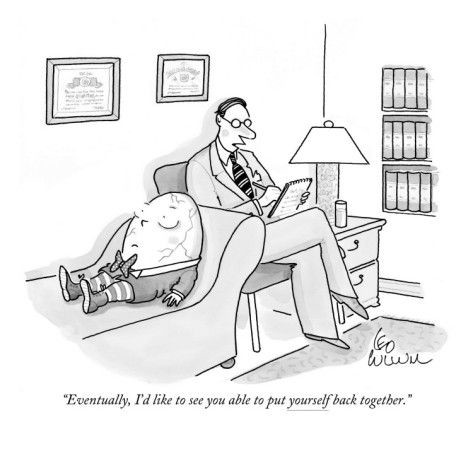 Image taken from  The New Yorker