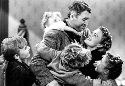 Image taken from Frank Capras  It's A Wonderful Life (1946)