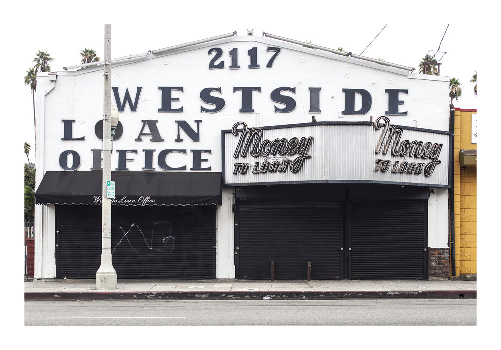 Money Loan Los Angeles, California 2016