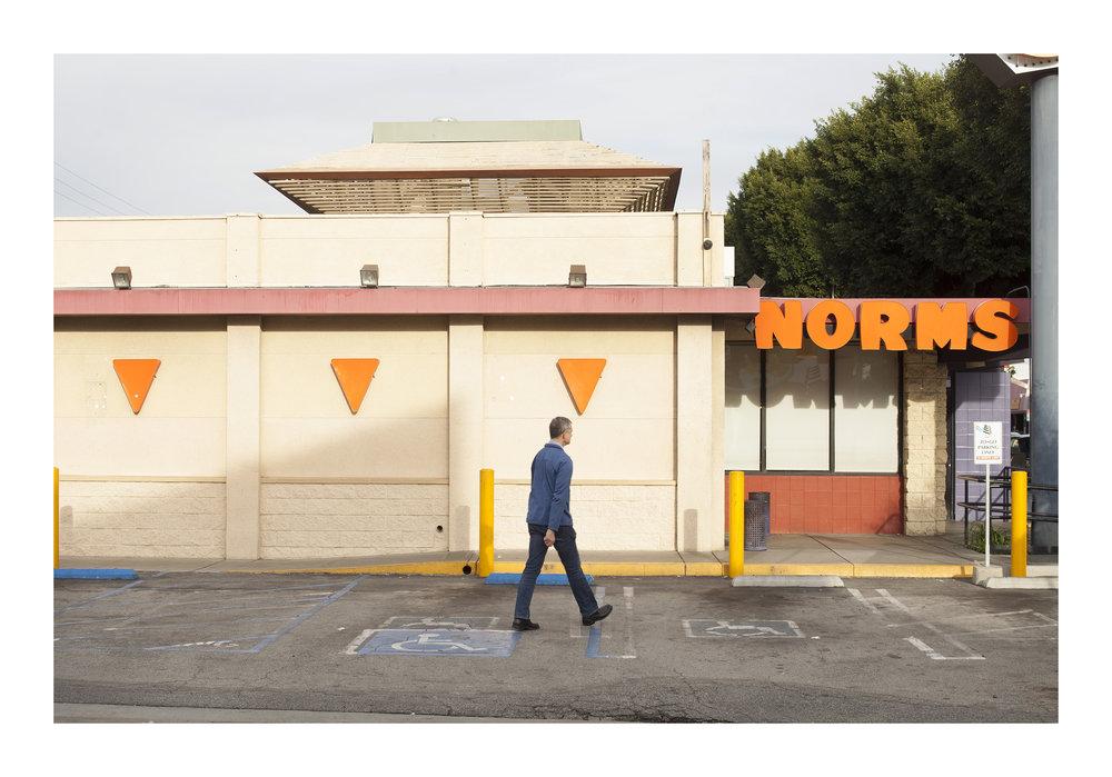 Norms Los Angeles, California 2016