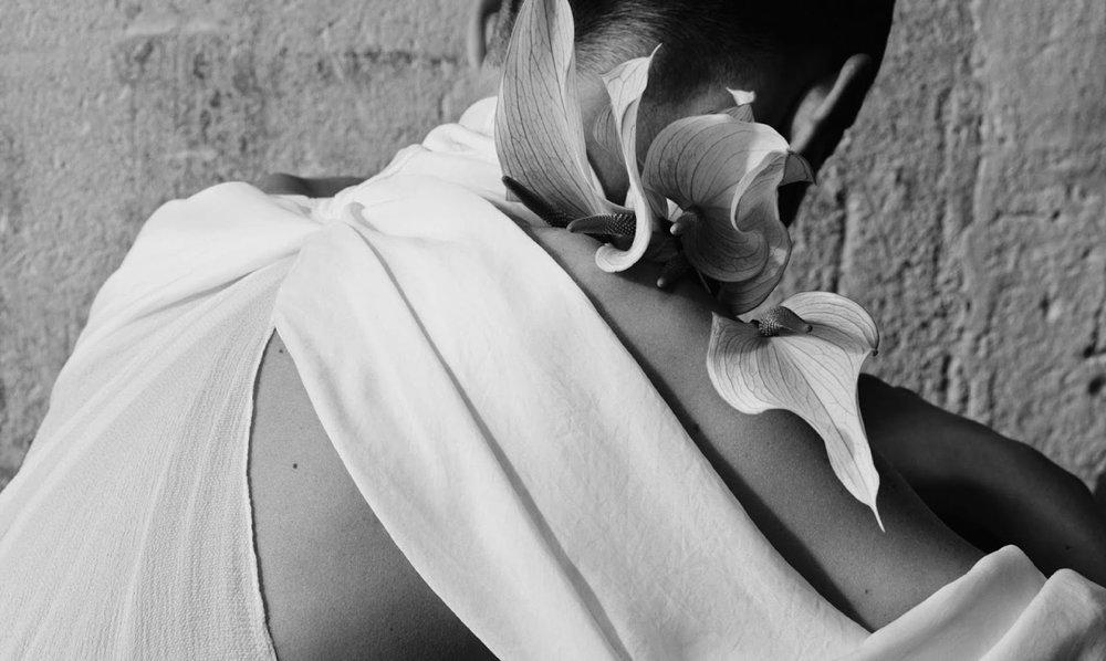 Iris Strubegger by Raf Stahelin for Harper's Bazaar Spain May 2015