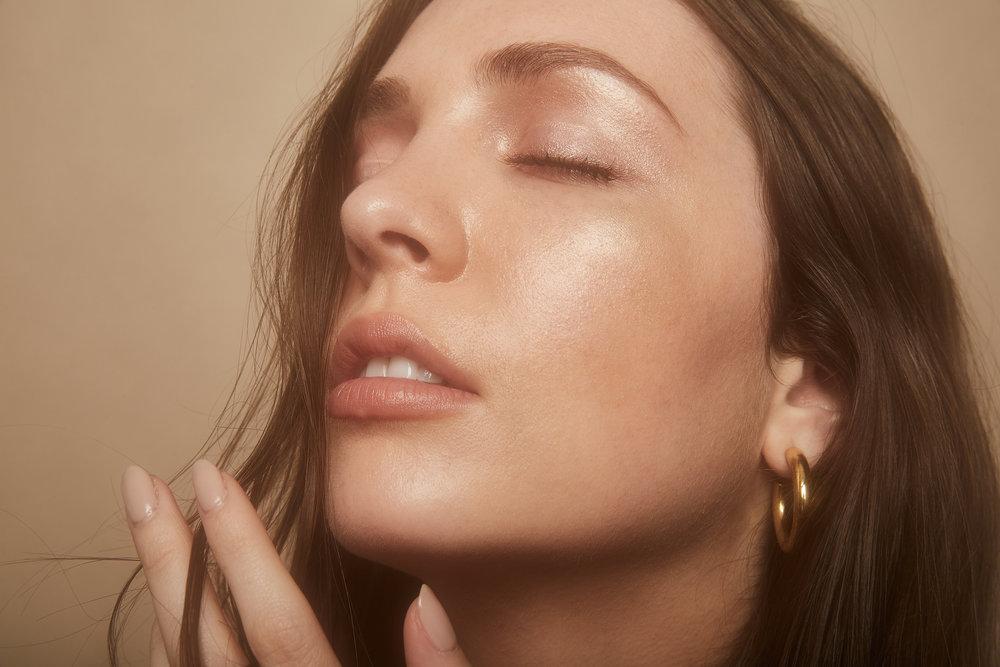 Panacea skincare PANACEA21 skincare  Madison Chertow In rainbows mag K-beauty