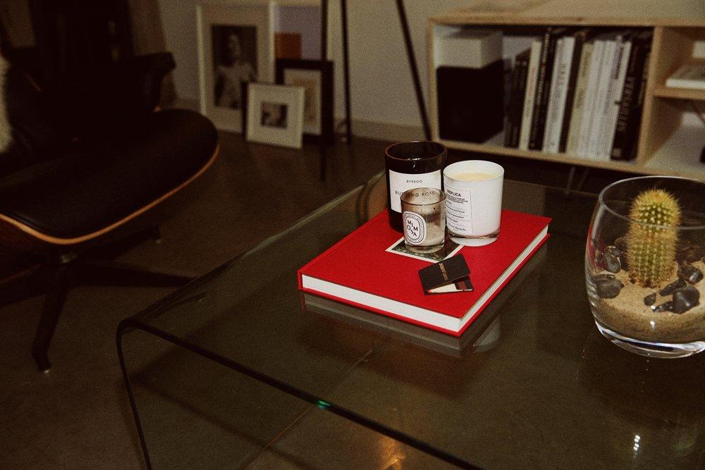 Orseund Iris zara KES Nyc home tour loft inspo Madison Chertow In rainbows mag