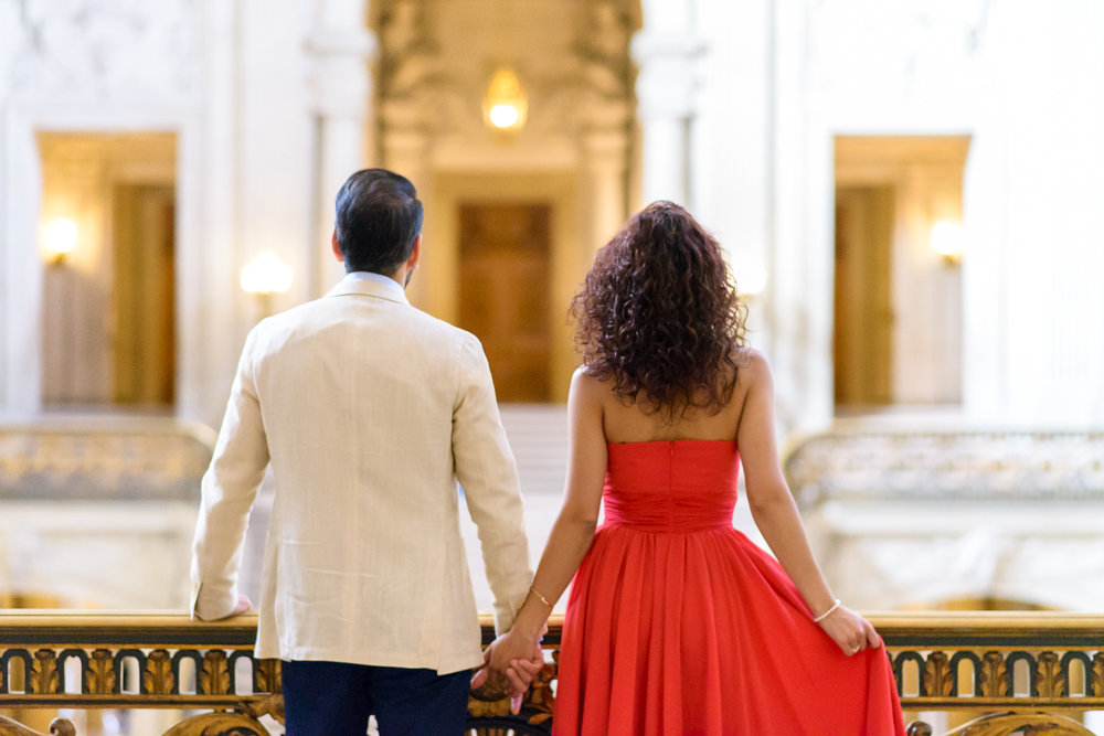 San Francisco City Hall Engagement Photo Session-2.jpg