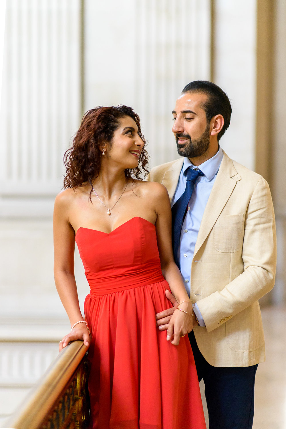 San Francisco City Hall Engagement Photo Session-3.jpg