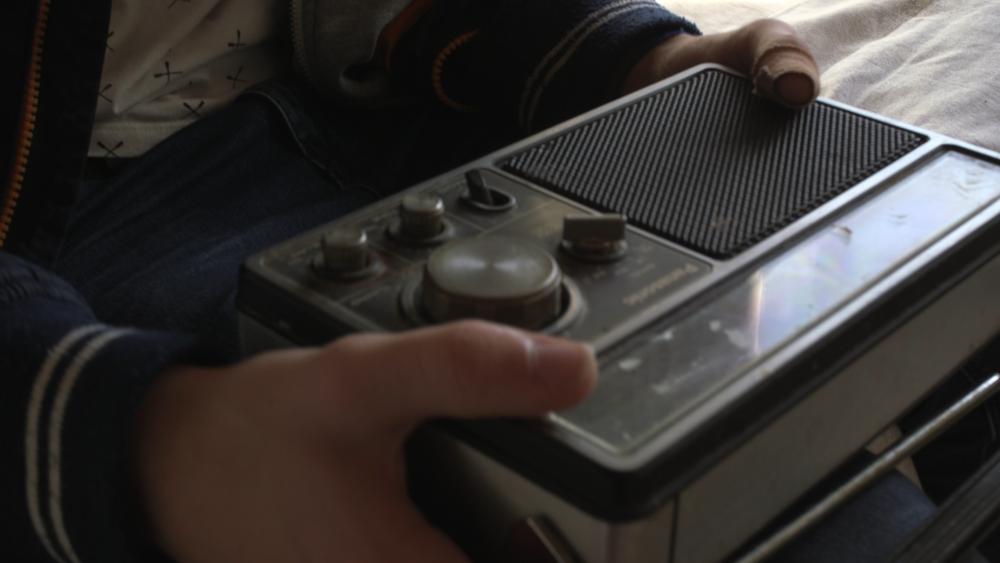 Transistor, radio, frequenty, tuning