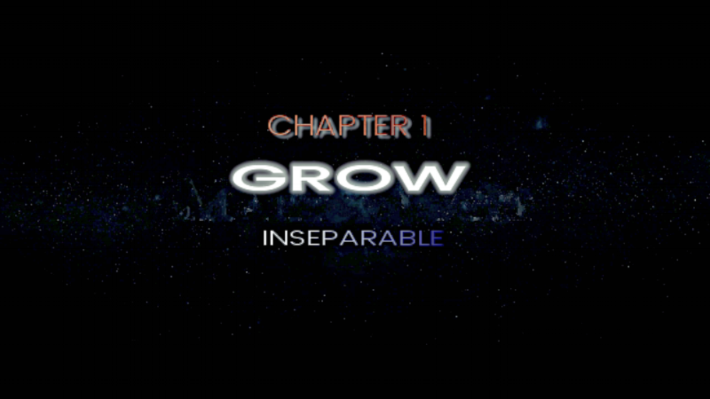 """Chapter 1: Grow     is about: ''This is a continuous story about how we grow in life''   How we can and should change ourselves. How we look at things, and how we should deal with disappointment and sadness. Marty Mart is an energy who spreads a hopeful message to people who feel a need for change in your journey on earth, using music to inspire. for writing your own history and use the talents in life you are blessed with.     Part one   The main character in the video is a girl who is not happy with her life. She wanders into the forest to gather her thoughts, hoping that the serenity of the forest will make her see things more clearly. She is looking for change. She wants more out of life and wonders what to do. Suddenly she is surrounded by butterflies. They move fast and frighten her. She starts running. When she takes a breather, her phone rings. She does not recognized the ringtone.(""""it's okay to look my way while I'll dance for you) When she looks on the screen she notices a cartoon-like character, that does not look familiar. While listening to the song, played by her phone, she starts to feels a sudden warmth and notices that the butterflies have transformed into the character :Marty Mart.     Part Two   Thinking about what happened in the forest, the girl wonders if there are others who had the same experience and that she can share this with? Was this some kind of message? She decides to blow off steam and to go out for a drink. In need of a friend, she decides to text her friend. On her way to the bar, she receives an answer: """"I'm so sorry, I can't make it tonight"""". She is disappointed but decides to go by herself.     Part Three?   While she is enjoying the music, a boy approaches her (comes in. When he comes up to her (eventually he comes to the table where I'm at )and starts a conversation. Suddenly they are all surrounded by white lines, that show up everywhere in the bar. All the people start dancing to a new, but familiar tune , it is the ringtone"""