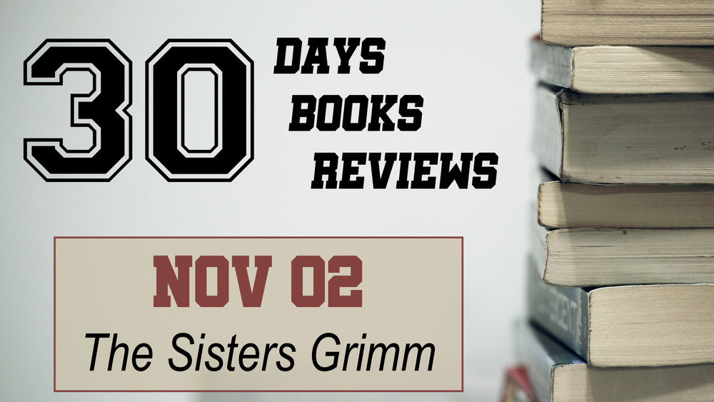The Sisters Grimm Fairytale Detectives