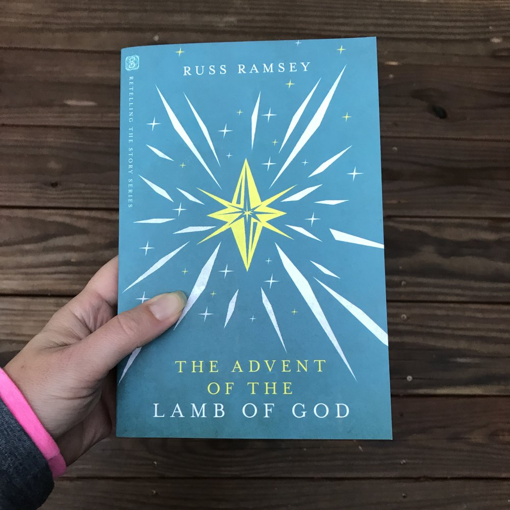 Behold the Lamb of God  has a new cover and a new name. Isn't it gorgeous?!