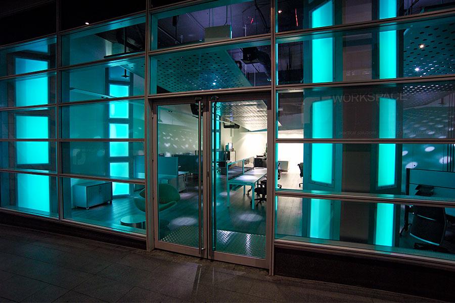 RJ Workspace Showroom