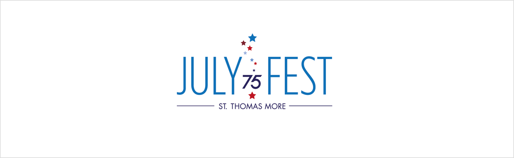 Festival Logo - Parish 75th Anniversary Edition