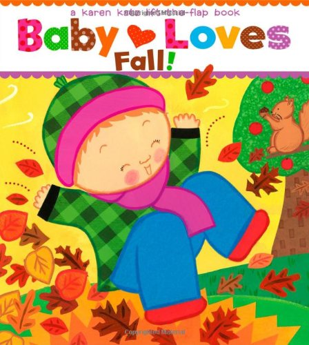Baby Loves Fall - A lift the flap book