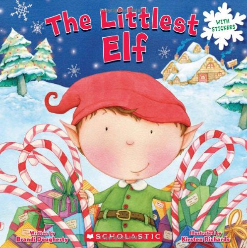 shegotguts - christmas books -the littlest elf.jpg
