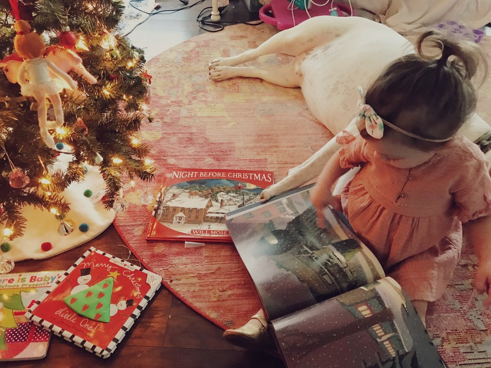 shegotguts - christmas books toddlers need - polar express