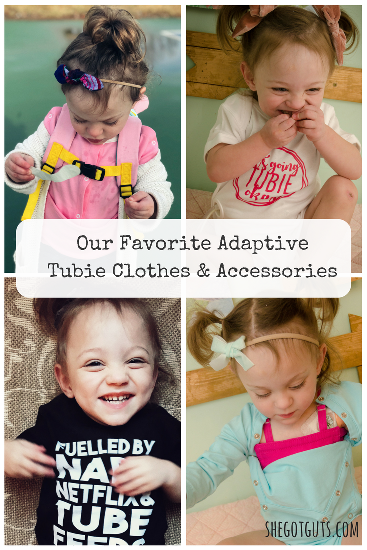 adapted tubie clothes - feeding tube awareness - shegotguts.com